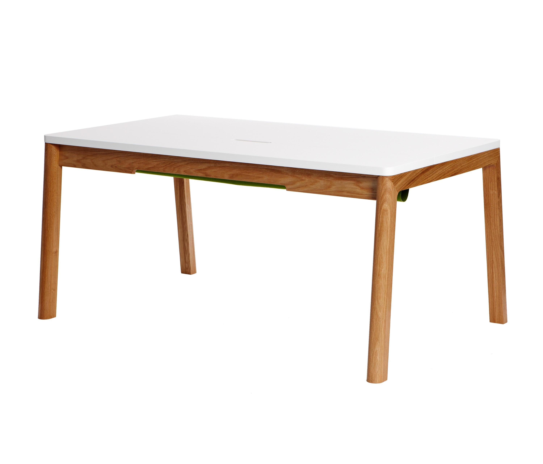 Desk 160 individual desks from cow architonic for Schreibtisch untergestell