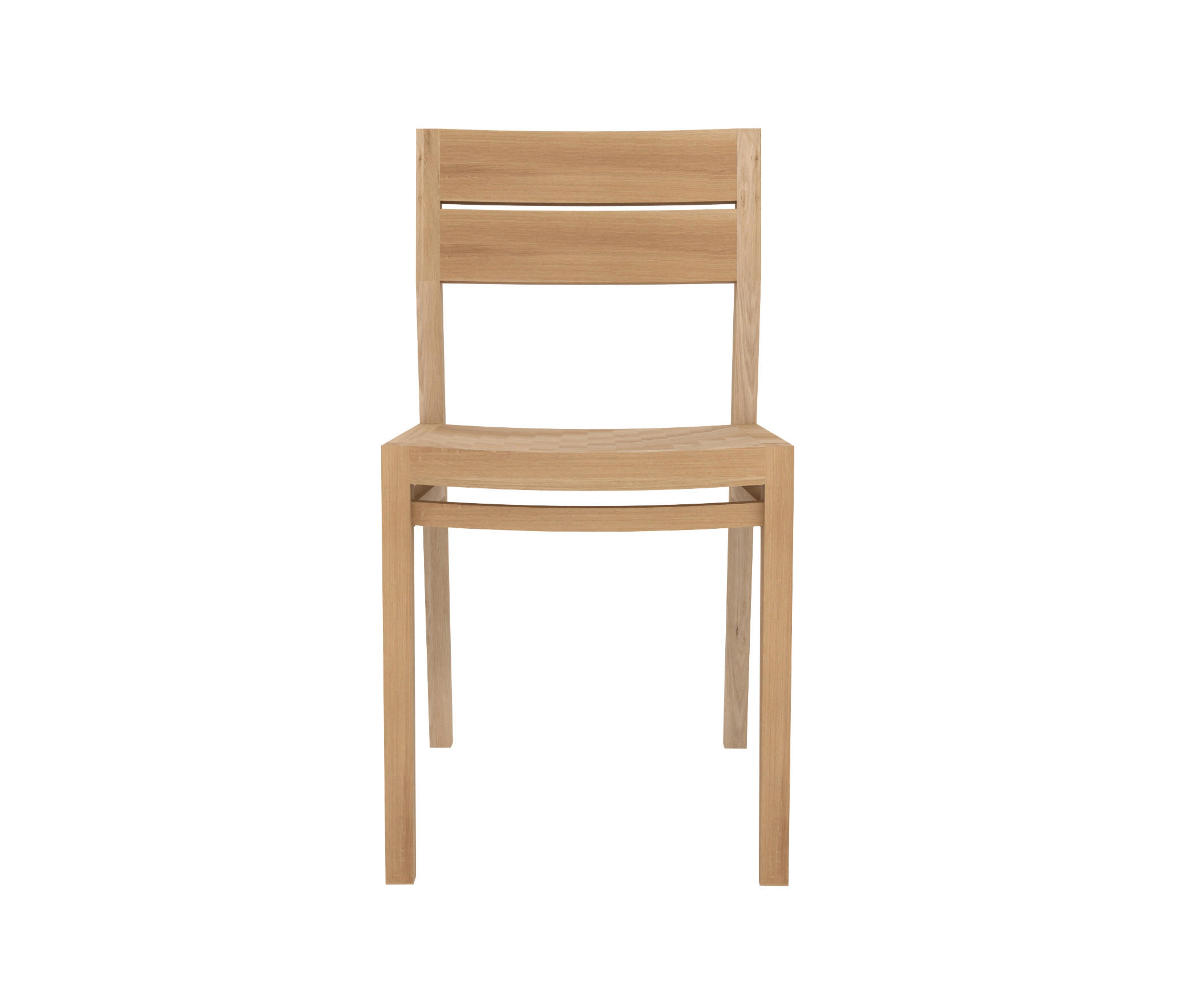 OAK EX 1 CHAIR Restaurant chairs from Ethnicraft