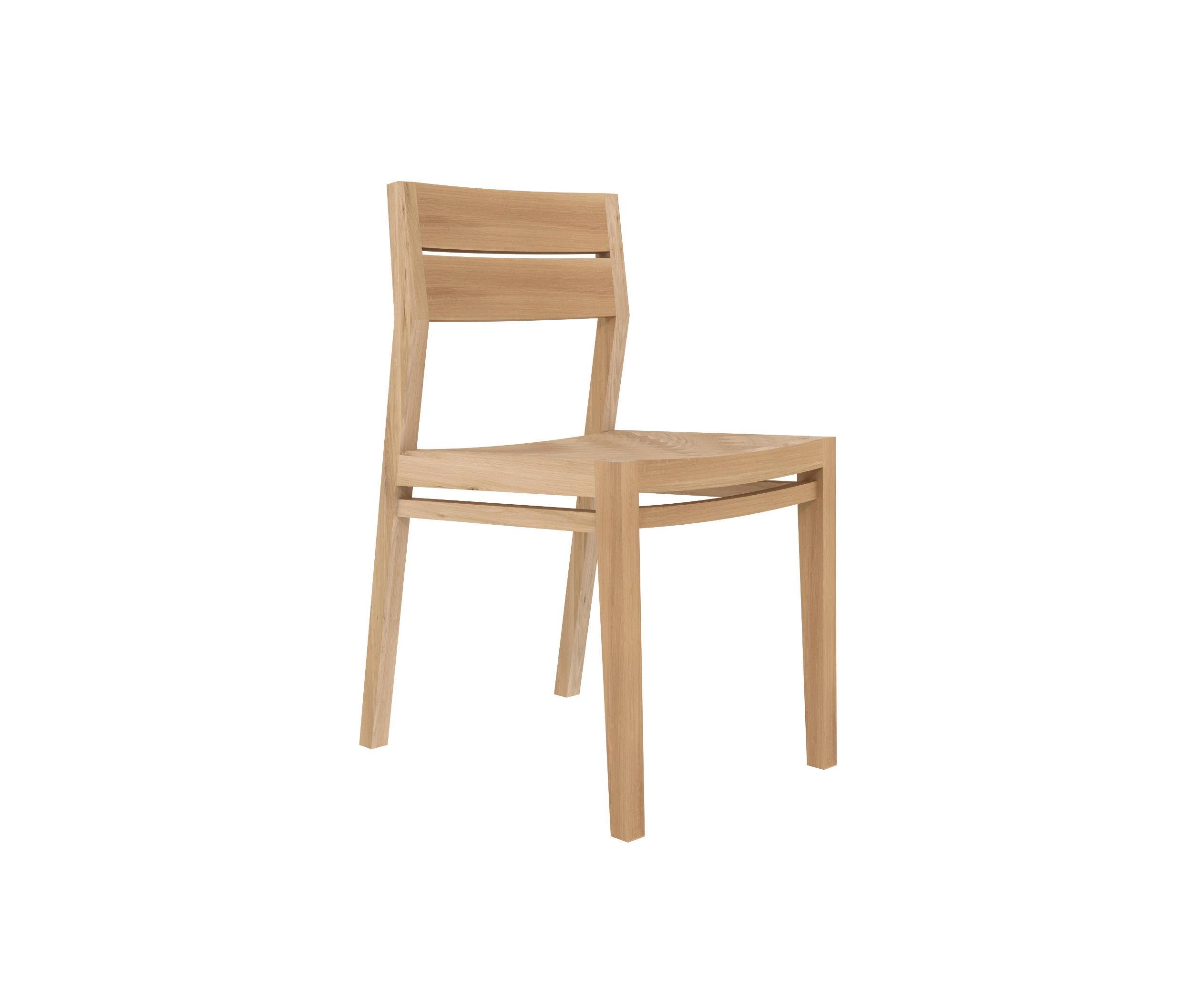 Oak Ex 1 Chair By Ethnicraft Restaurant Chairs