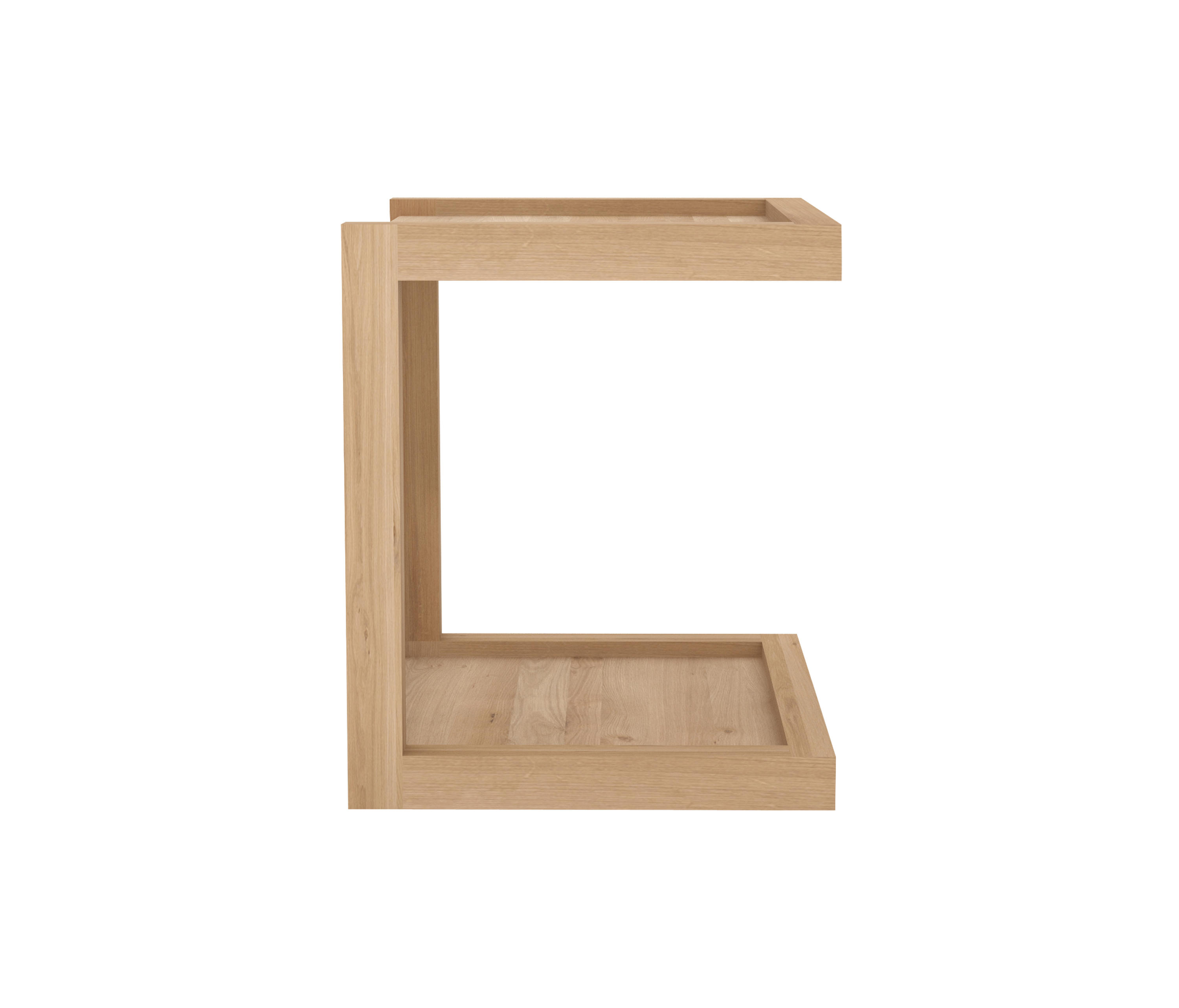 Oak Frame Sofa Side Table By Ethnicraft | Side Tables ...
