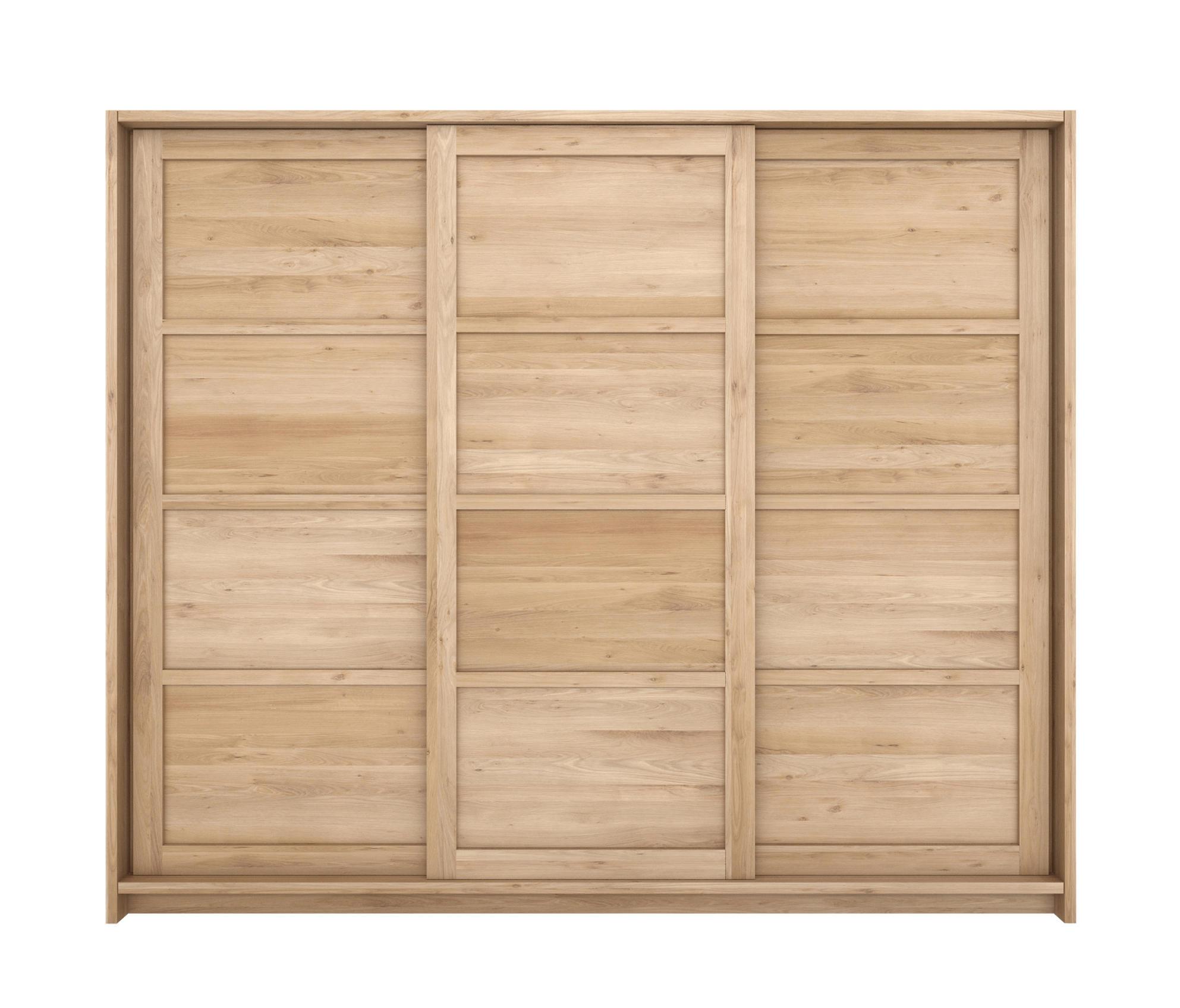 Oak Knockdown Dresser By Ethnicraft | Cabinets ...