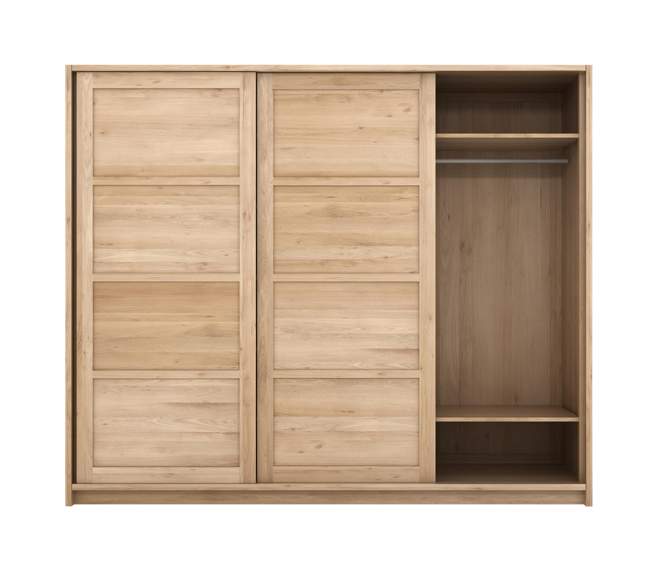 Exceptional ... Oak Knockdown Dresser By Ethnicraft | Cabinets ...