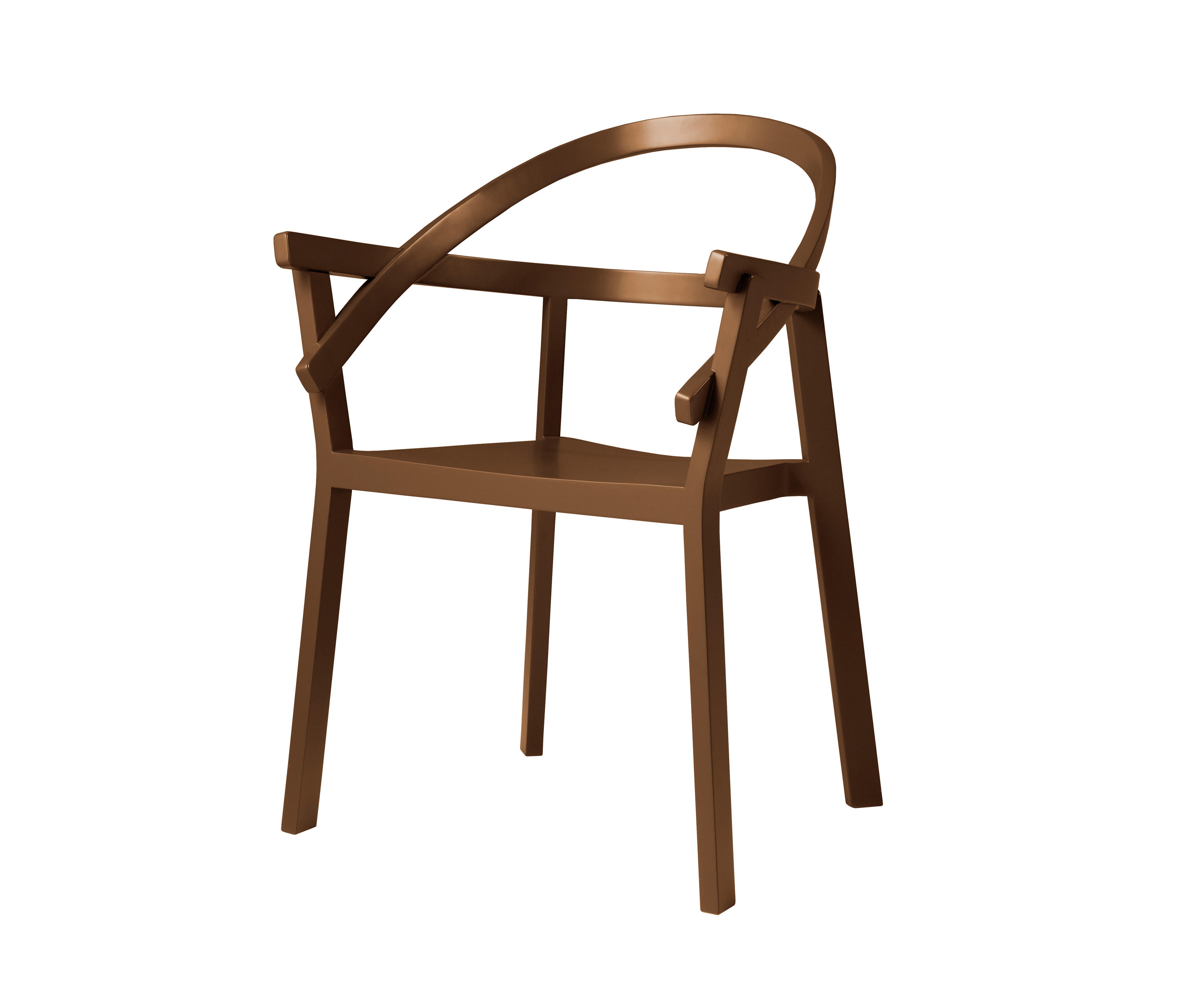 Embrasse Chair by Driade