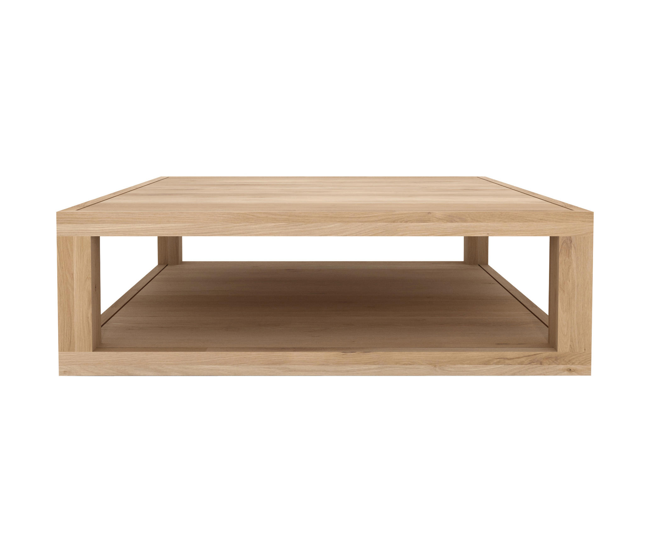 OAK DUPLEX COFFEE TABLE Lounge tables from Ethnicraft