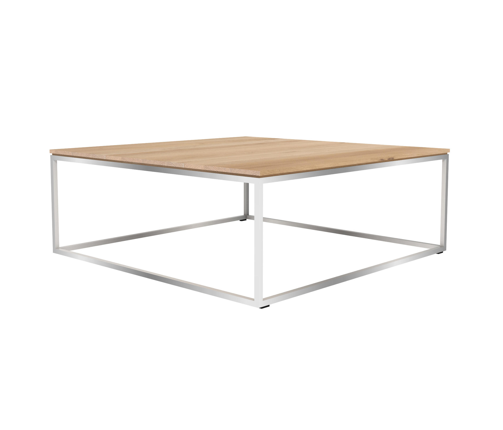 Oak Thin Coffee Table Lounge Tables From Ethnicraft Architonic