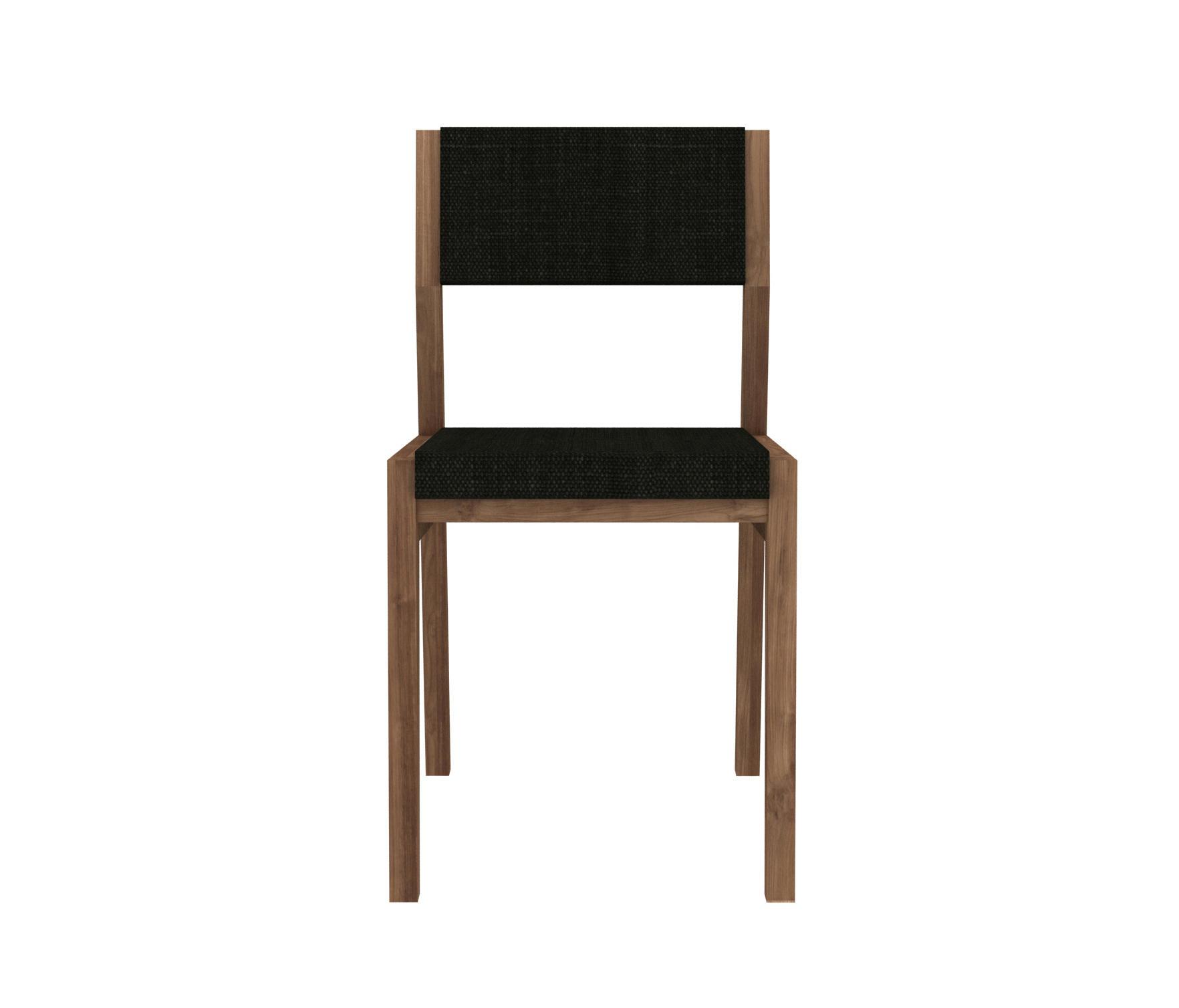 Teak Ex 1 Chair By Ethnicraft Restaurant Chairs