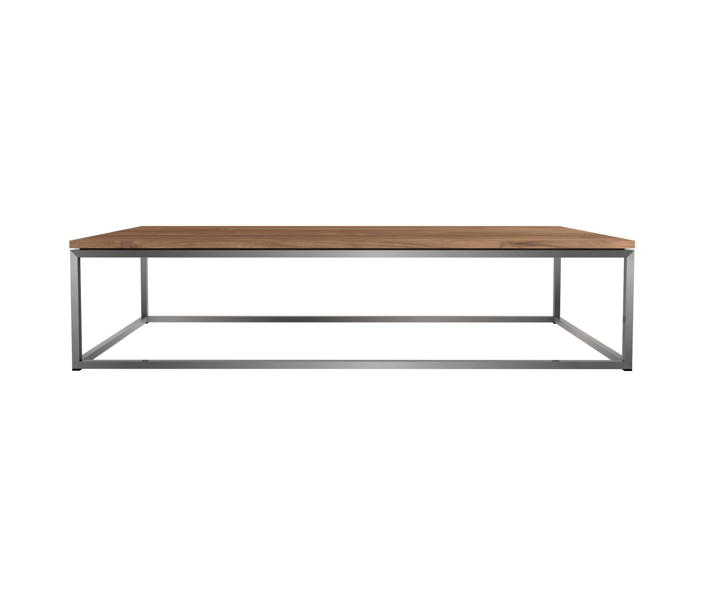 TEAK THIN COFFEE TABLE - Couchtische von Ethnicraft ...