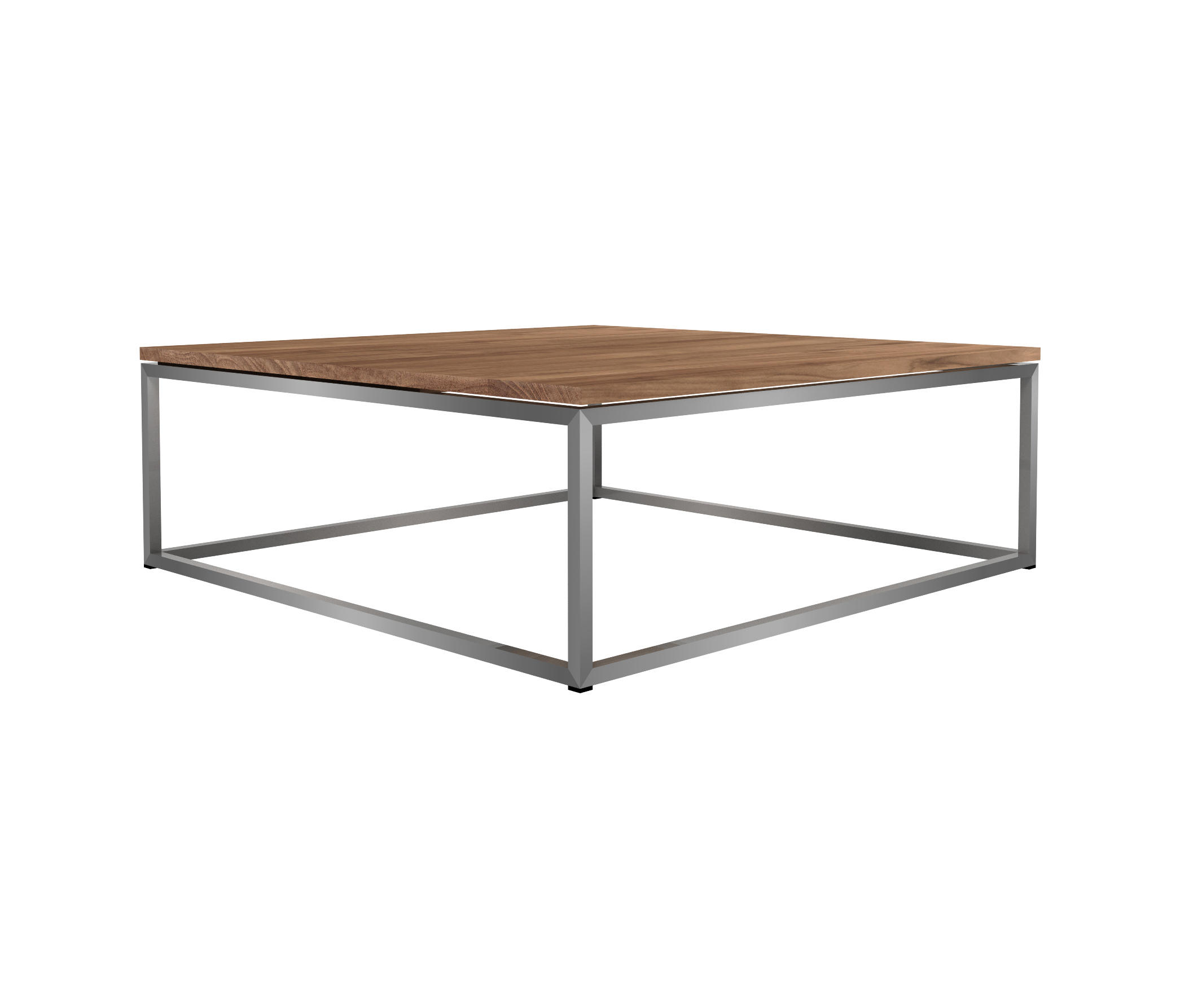 TEAK THIN COFFEE TABLE Lounge tables from Ethnicraft