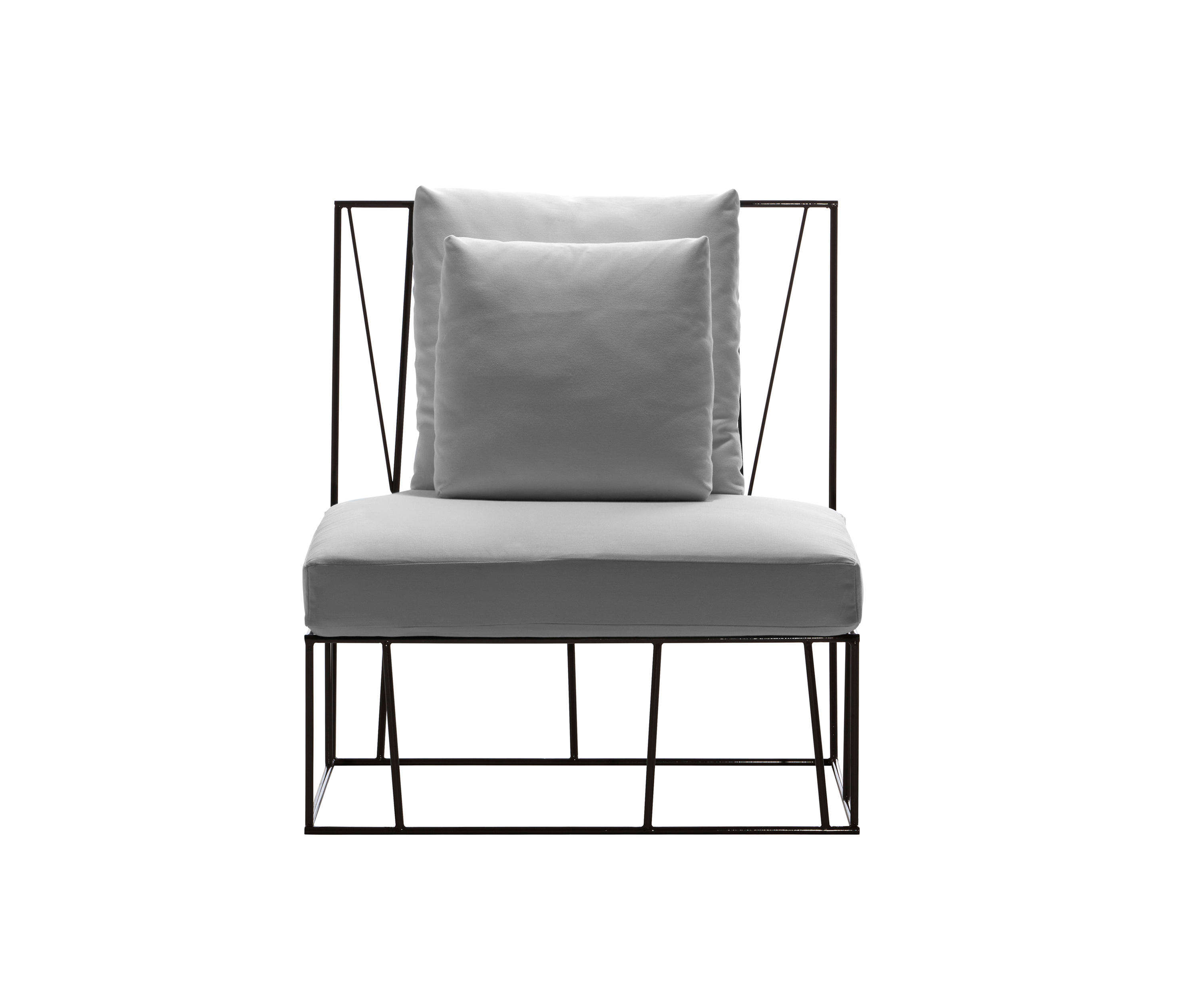 Herve Single Seat Armchairs From Driade Architonic