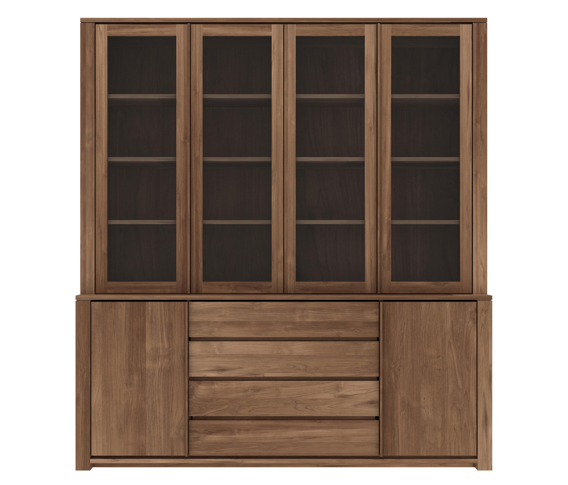 Teak Lodge Cupboard Display Cabinets From Ethnicraft Architonic