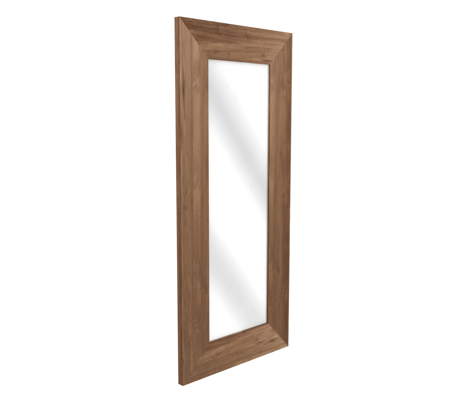 Teak mirror mirrors from ethnicraft architonic for Miroir 100 x 200