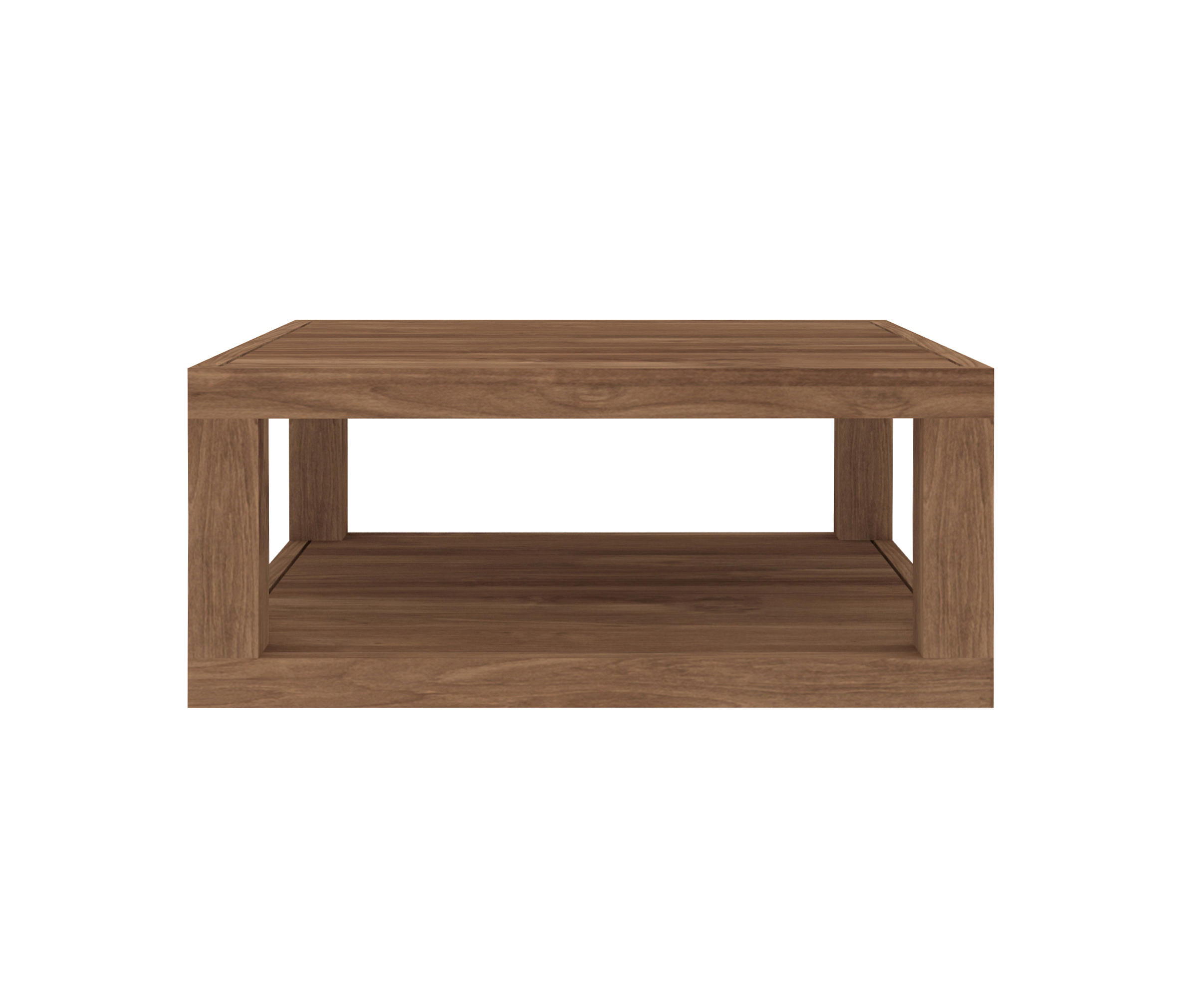 Teak Duplex Coffee Table Lounge Tables From Ethnicraft Architonic