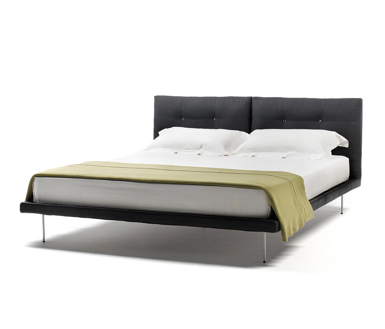 ROD BED Double Beds From Living Divani Architonic