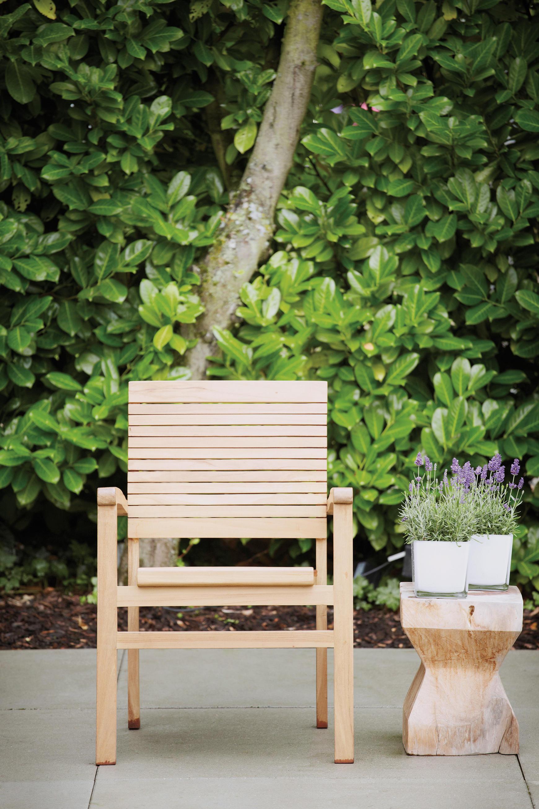 Sumatra stackabel armchair poltrone da giardino jankurtz architonic - Poltrone da giardino usate ...