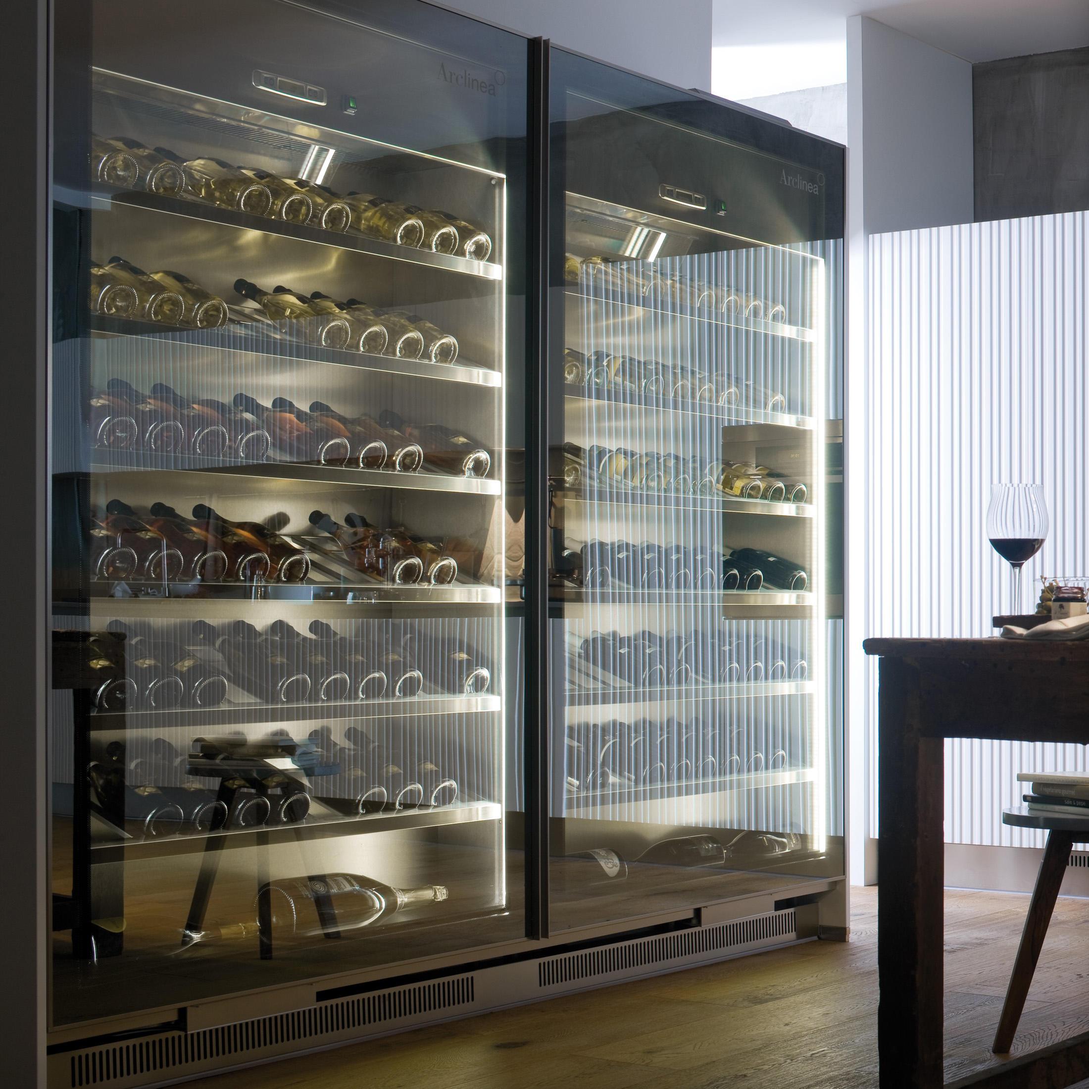Weinkühlschränke  WEINKÜHLSCHRÄNKE - Hochwertige Designer WEINKÜHLSCHRÄNKE | Architonic