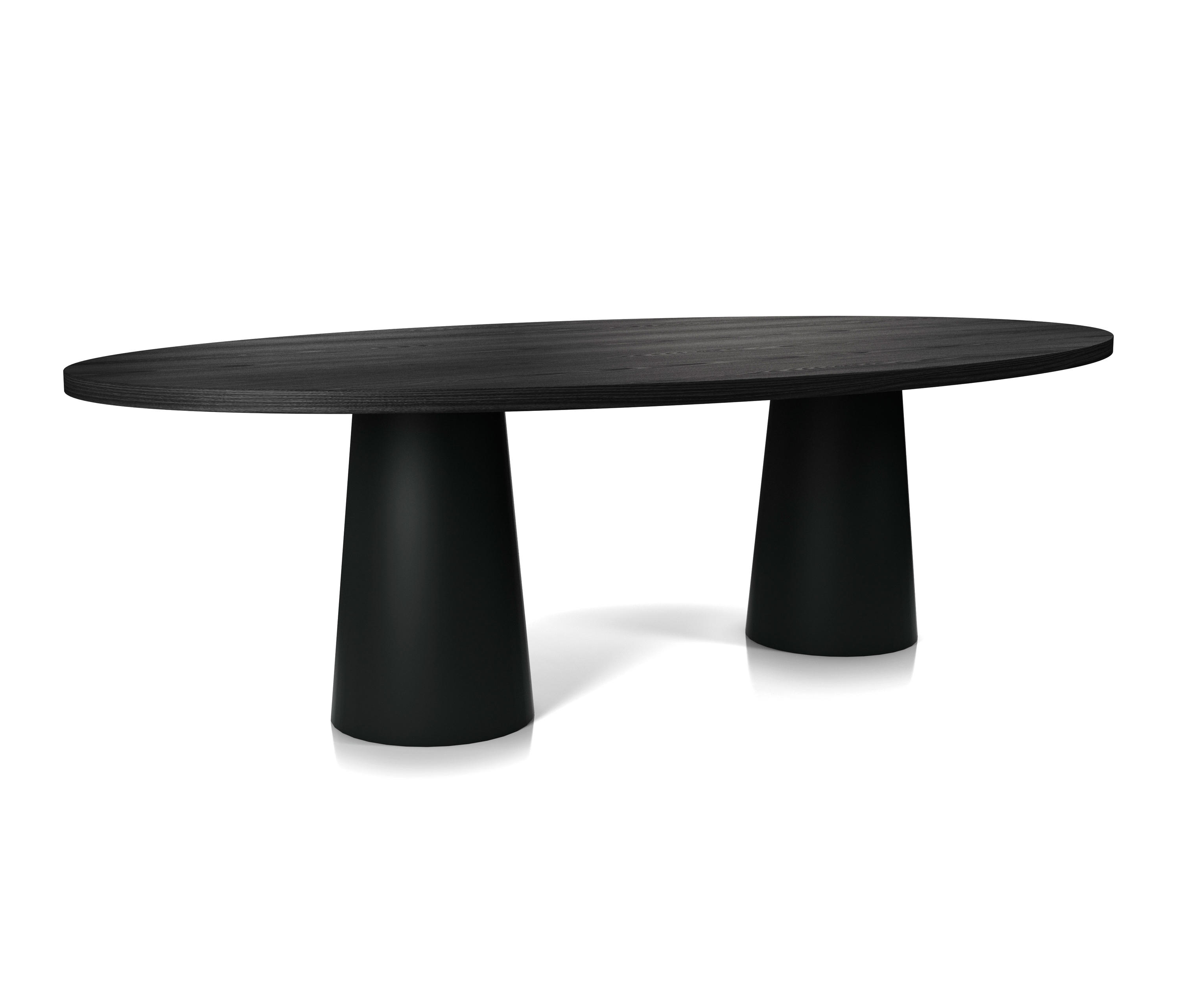 container oval 260 dining tables from moooi architonic. Black Bedroom Furniture Sets. Home Design Ideas