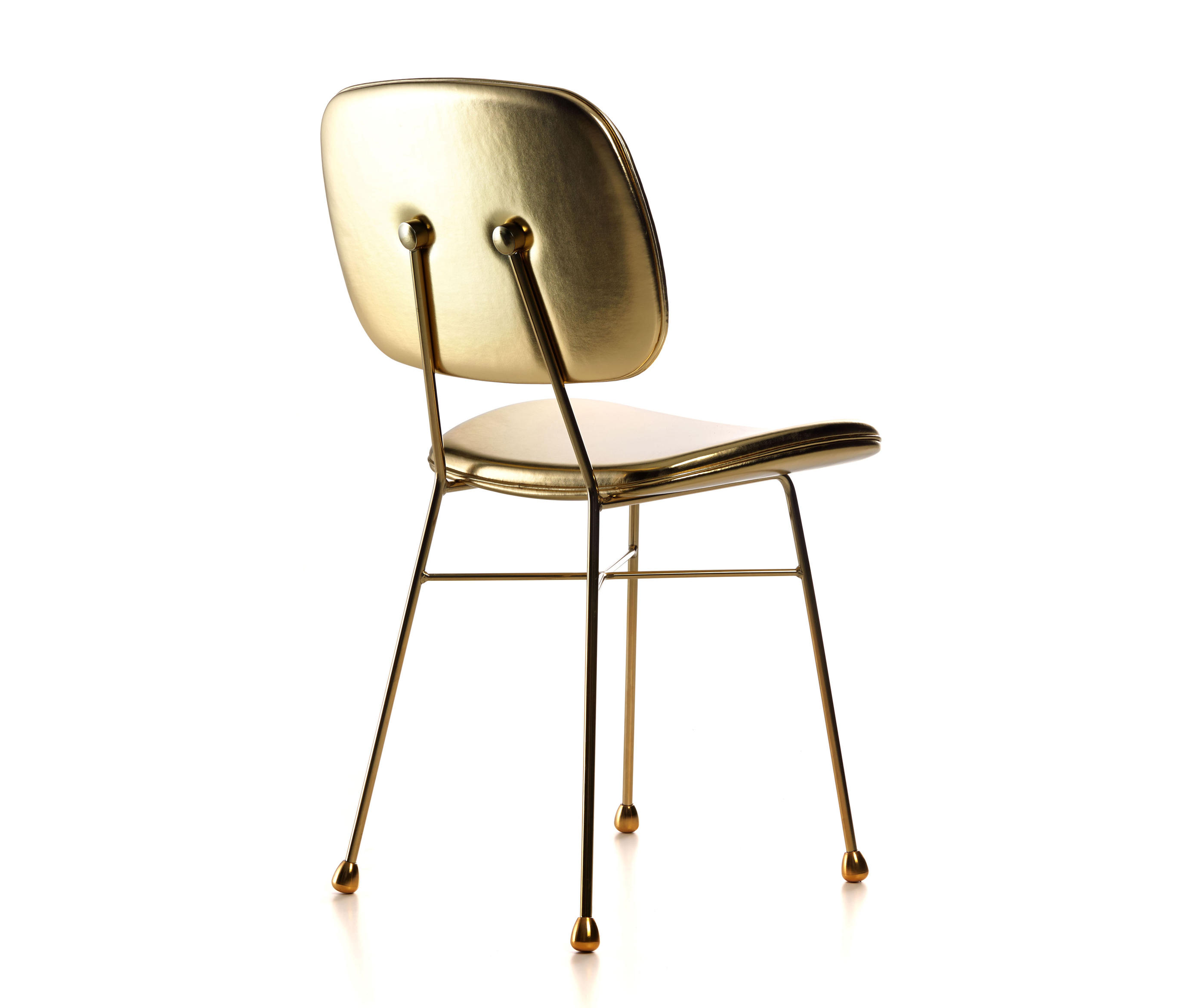 THE GOLDEN CHAIR Restaurant chairs from moooi