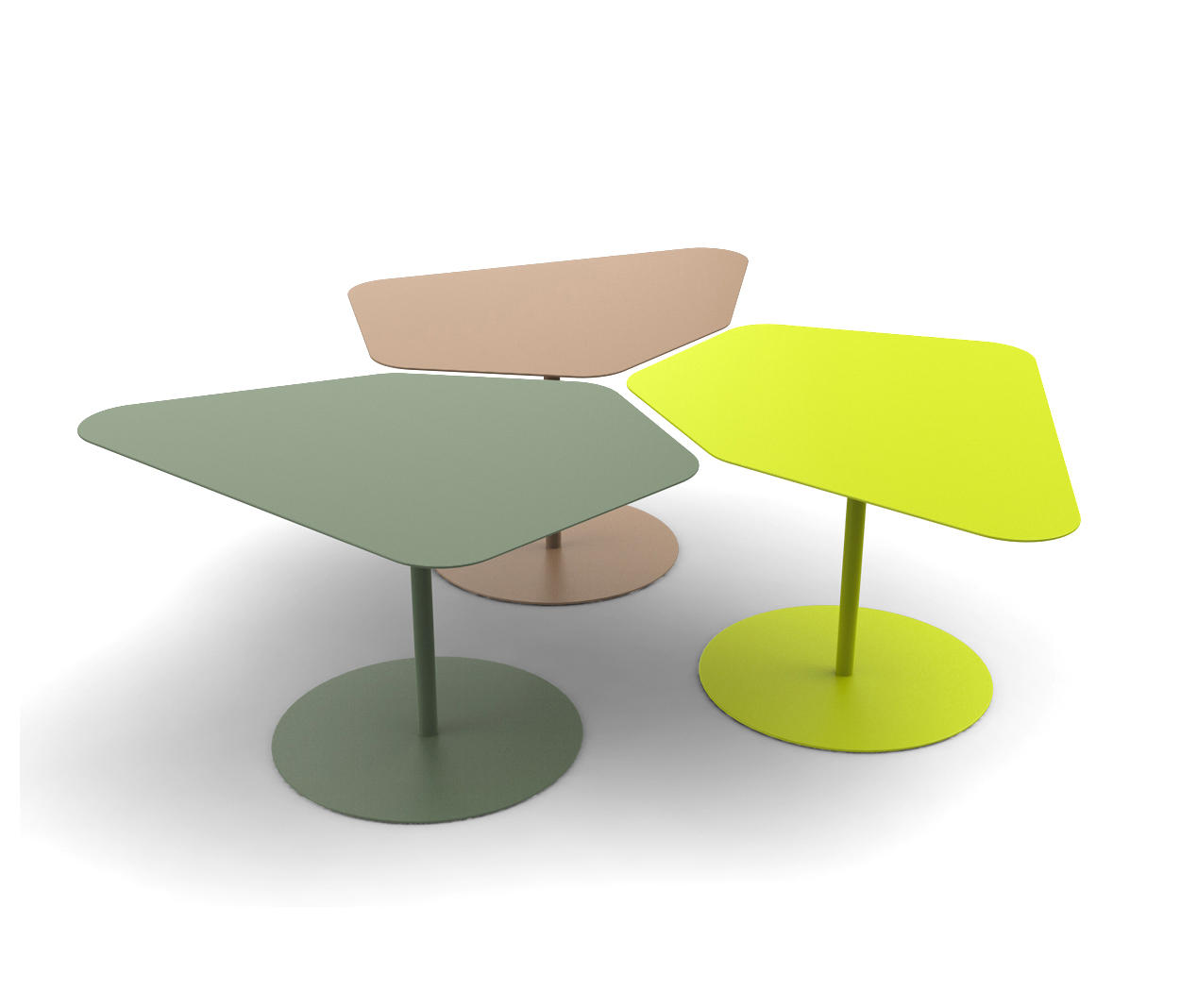 Kona Low Table Coffee Tables From Matiere Grise Architonic
