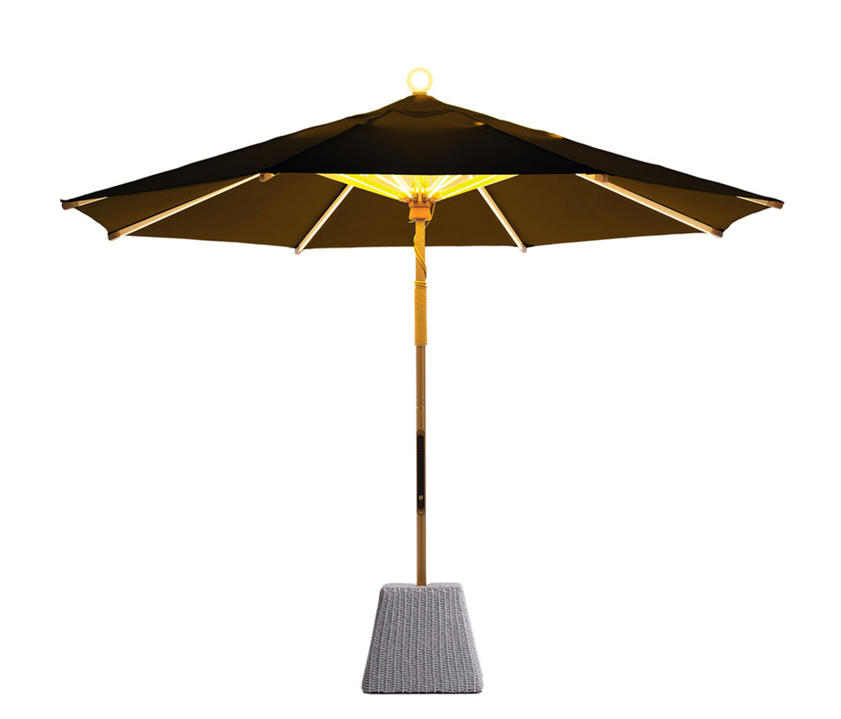 ni parasol 300 sunbrella parasols from foxcat design. Black Bedroom Furniture Sets. Home Design Ideas