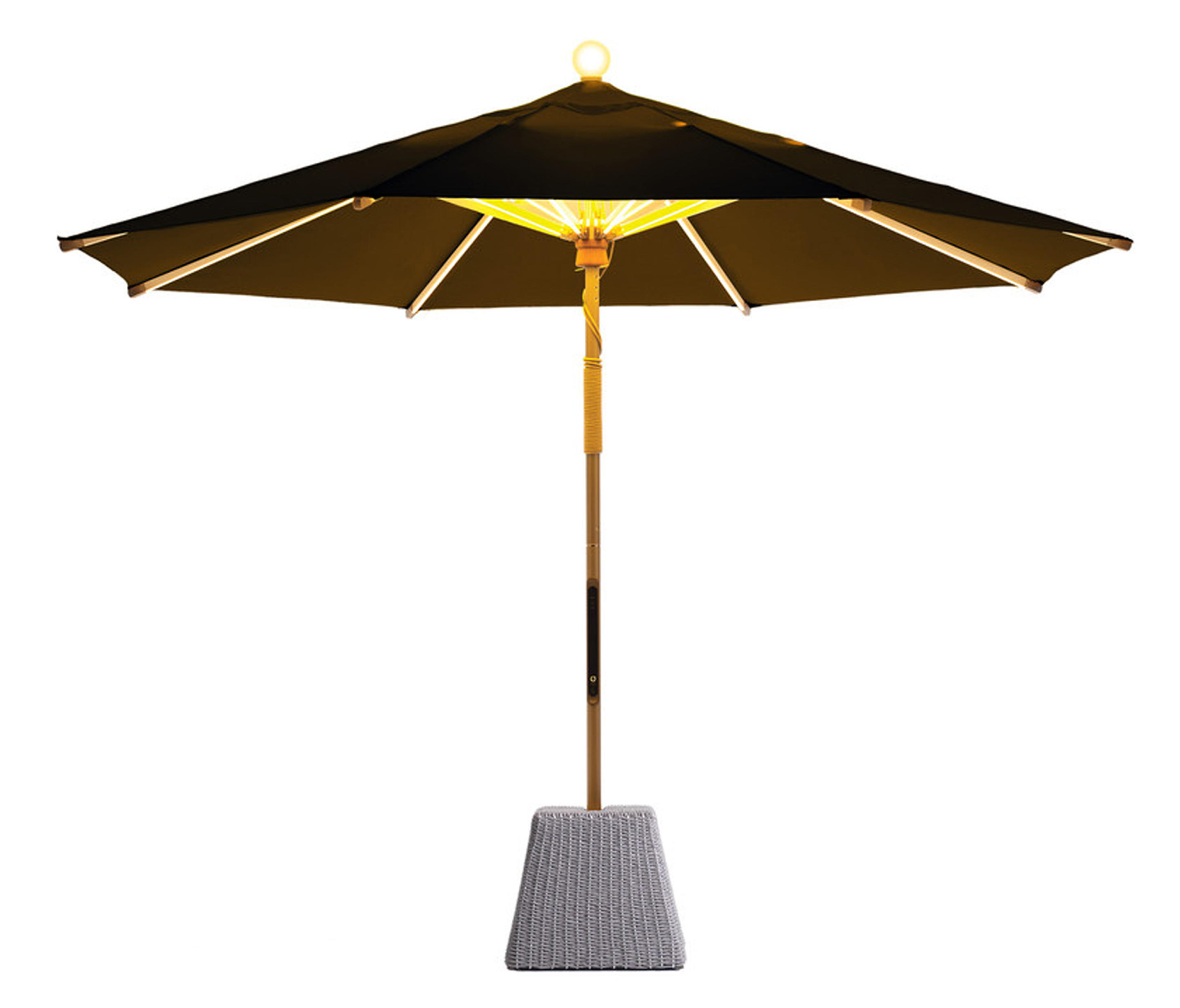 ni parasol 350 sunbrella parasols de foxcat design. Black Bedroom Furniture Sets. Home Design Ideas