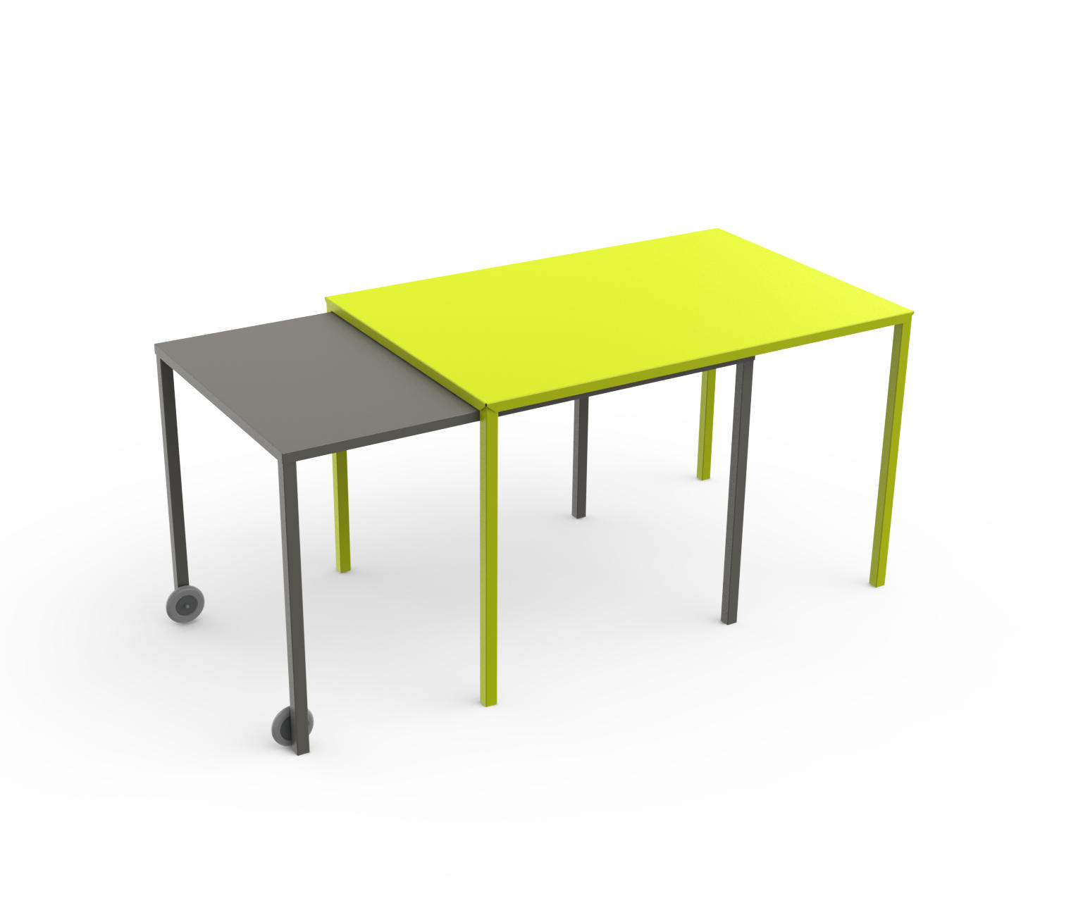 rafale s table - dining tables from matière grise   architonic