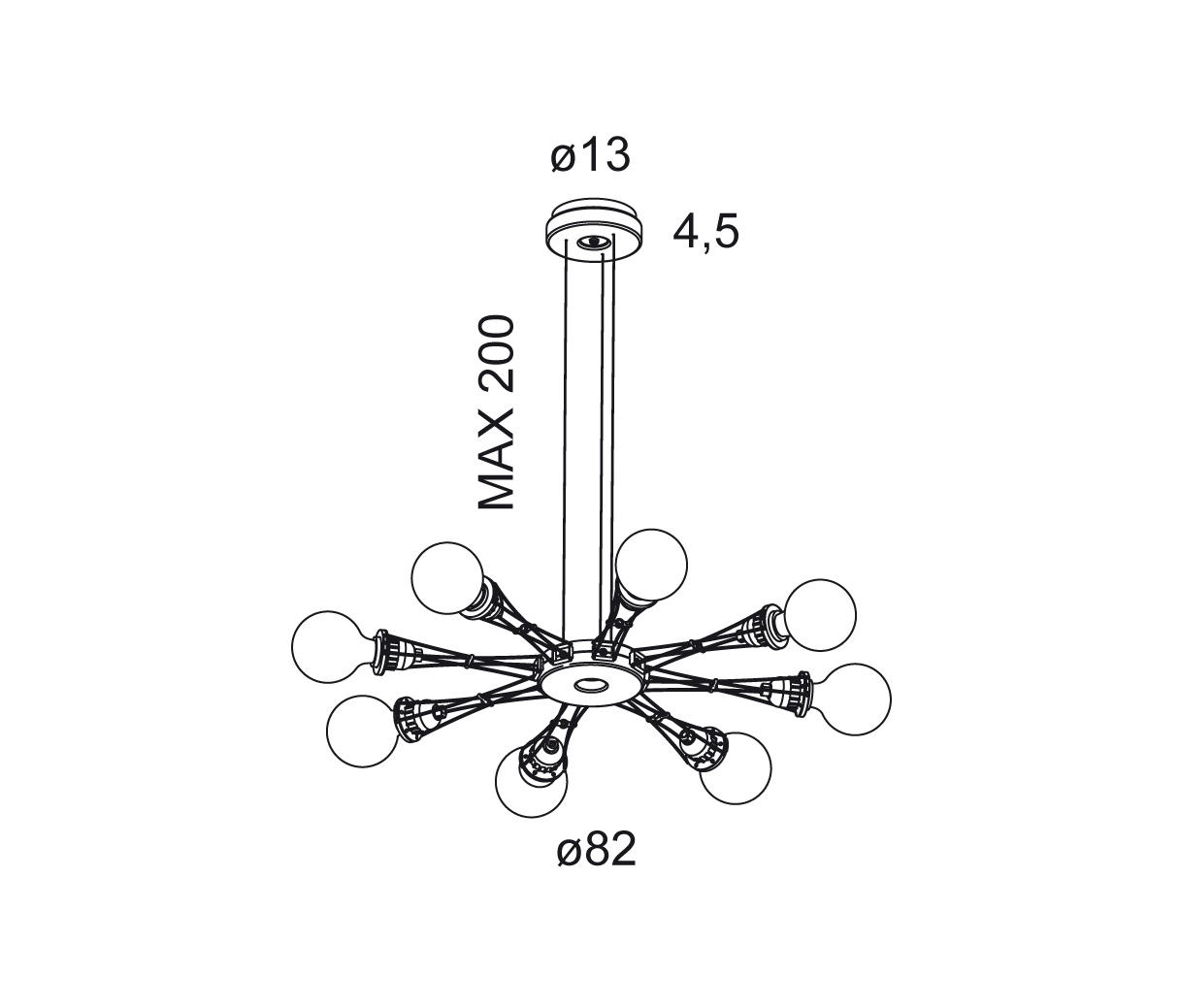 matrix otto pendelleuchten von lumina architonic. Black Bedroom Furniture Sets. Home Design Ideas