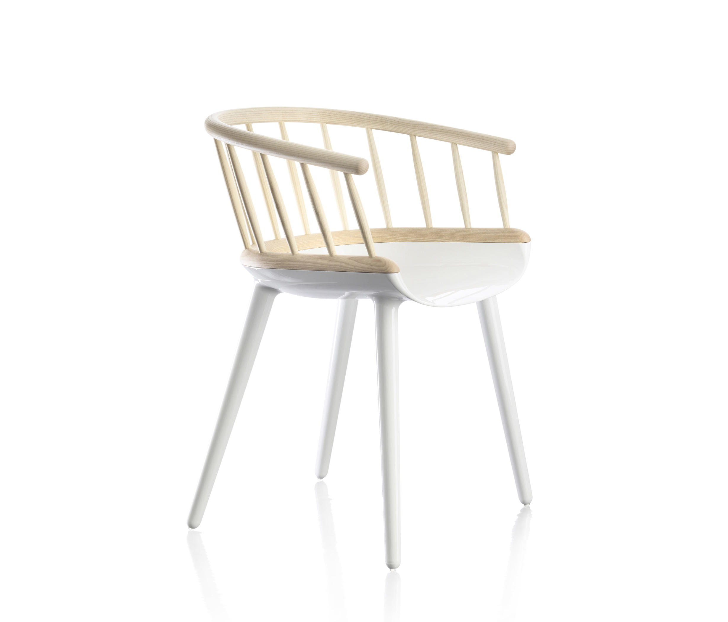 Cyborg stick chair chairs from magis architonic for Magis chair