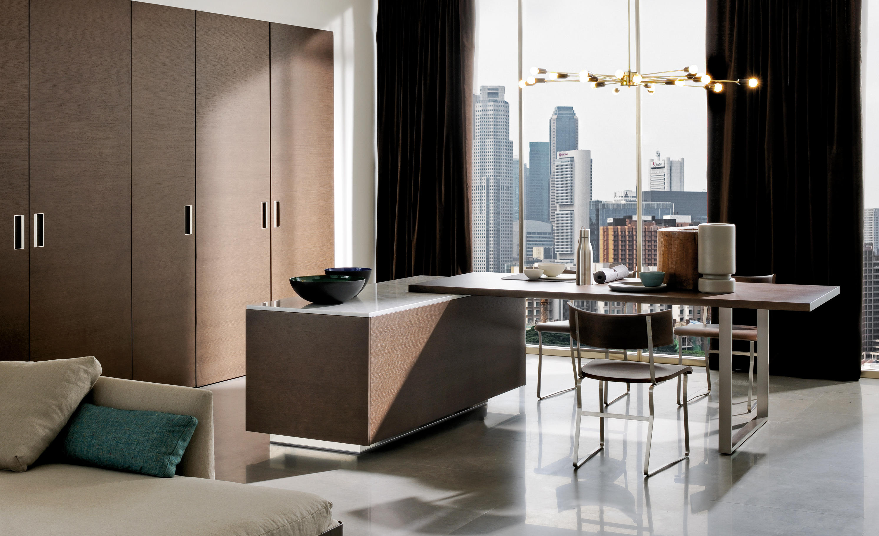 Spatia Ambiente 1 By Arclinea | Dining Tables