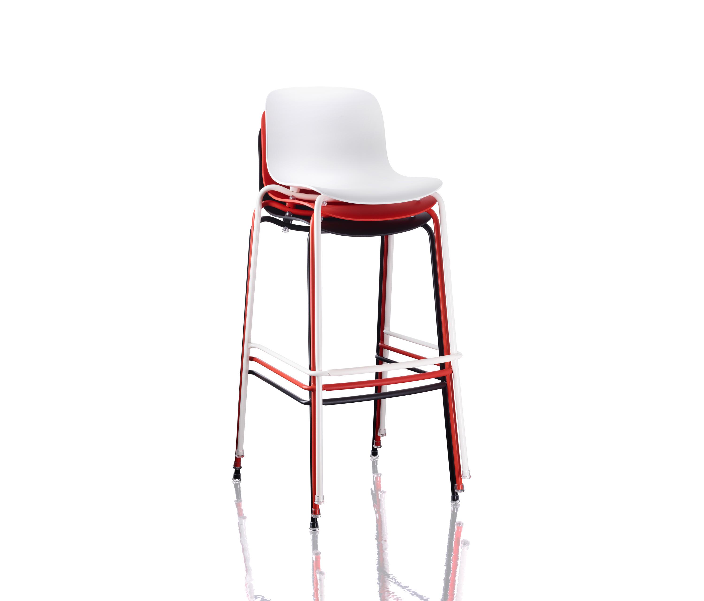 Troy stool barhocker von magis architonic for Barhocker magis