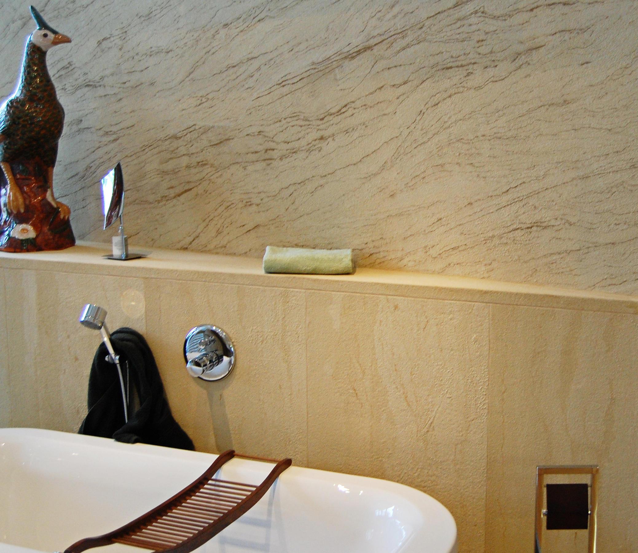 SAXAflect | Innenbereich Von Sandstein Concept | Naturstein Fliesen