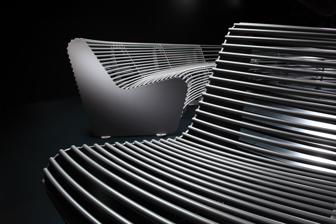 Circular Bench Exterior Benches From Tf Urban Architonic