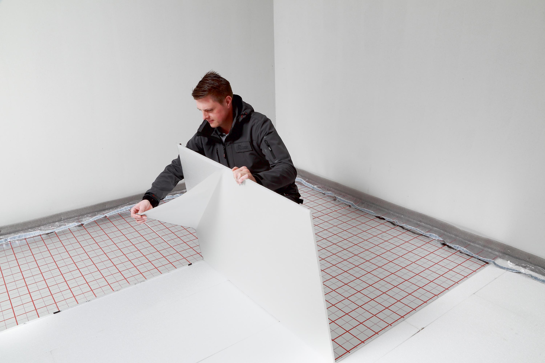 Tecefloor floor heating system underfloor heating from tece tecefloor floor heating system by tece underfloor heating dailygadgetfo Choice Image