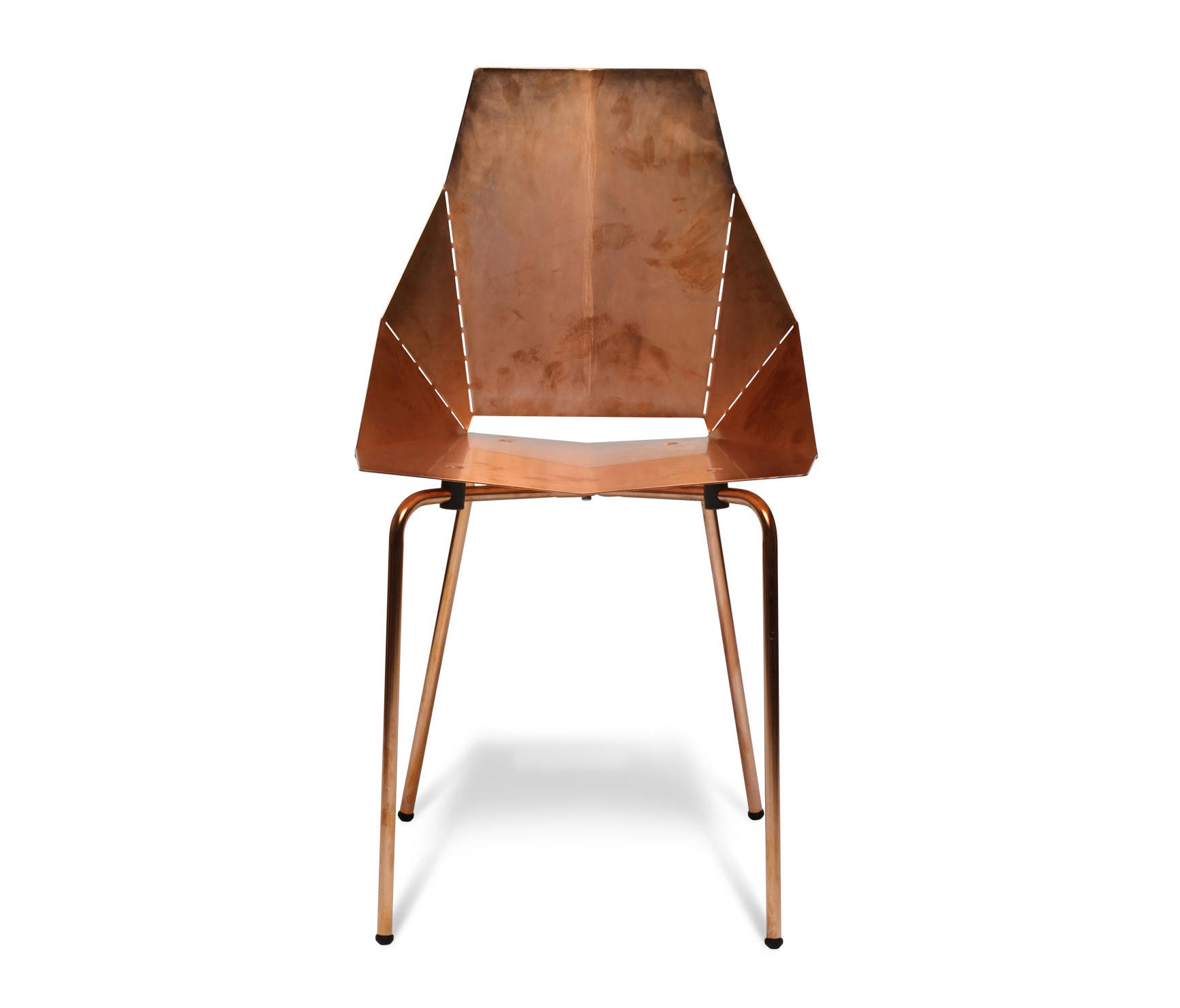 Superbe Real Good Chair Copper By Blu Dot | Chairs ...