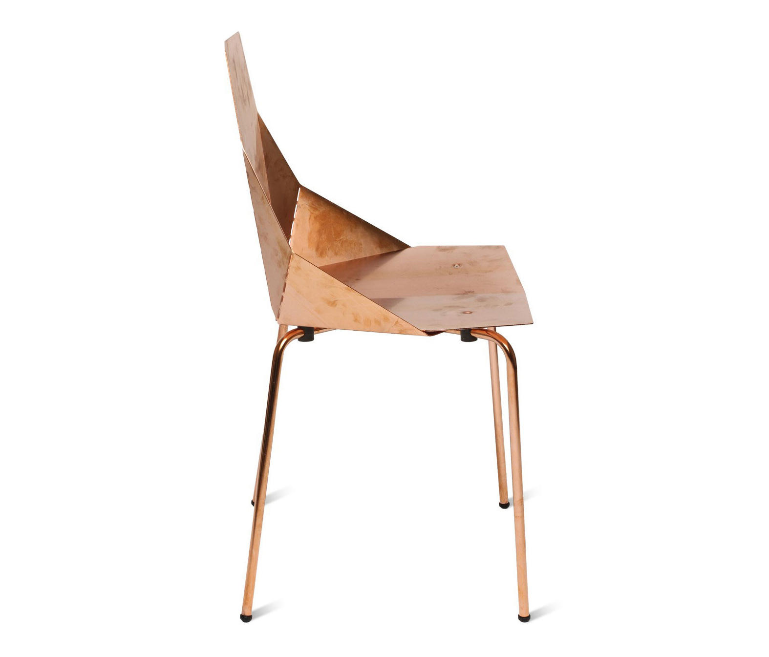 ... Real Good Chair Copper By Blu Dot | Chairs