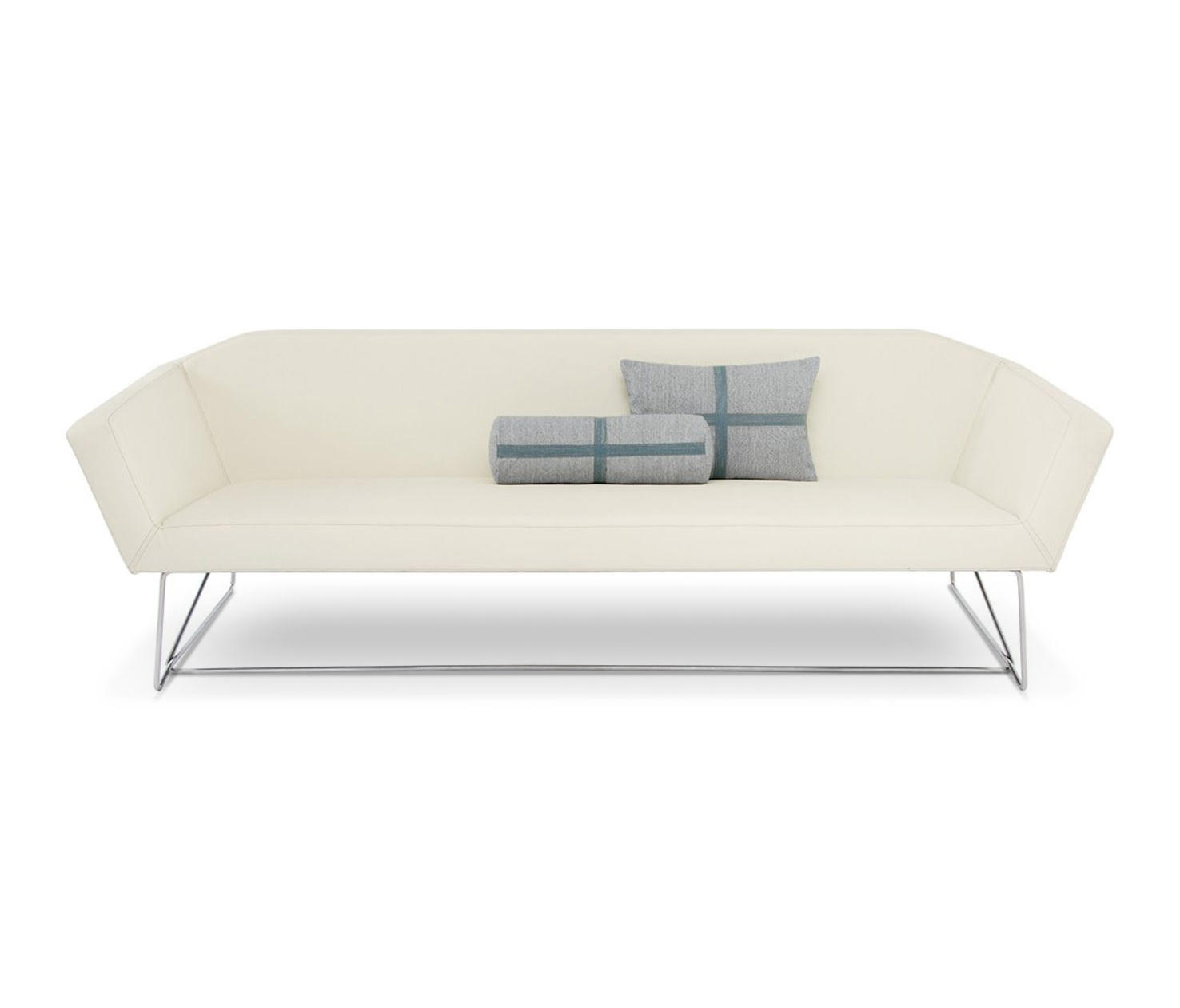 Minimalist sofas minimalist leather sofa 1025theparty for Minimalist sofa