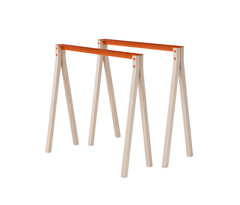 SPLIT TRESTLE - Cavalletti per tavoli nomess copenhagen | Architonic
