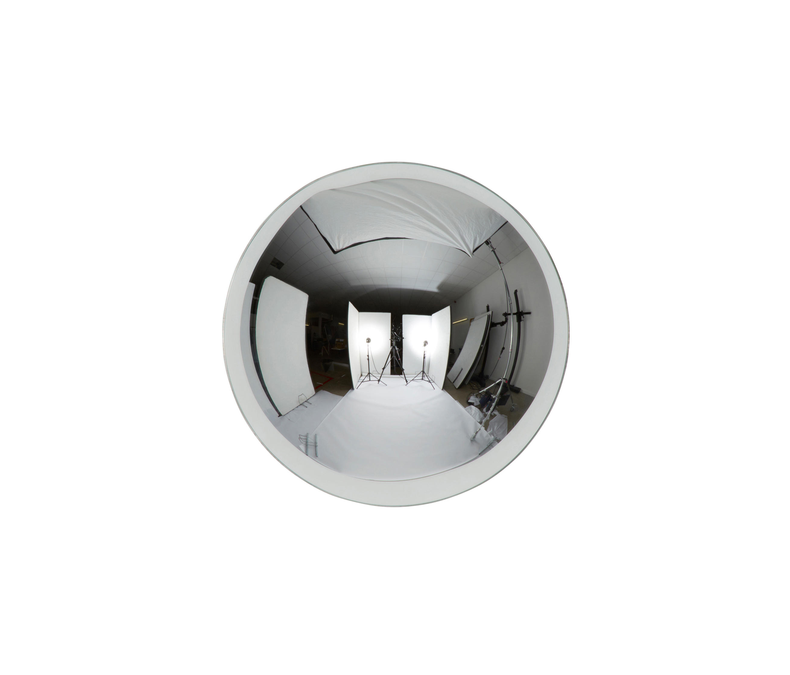 dome mirror mirrors by tom dixon architonic. Black Bedroom Furniture Sets. Home Design Ideas