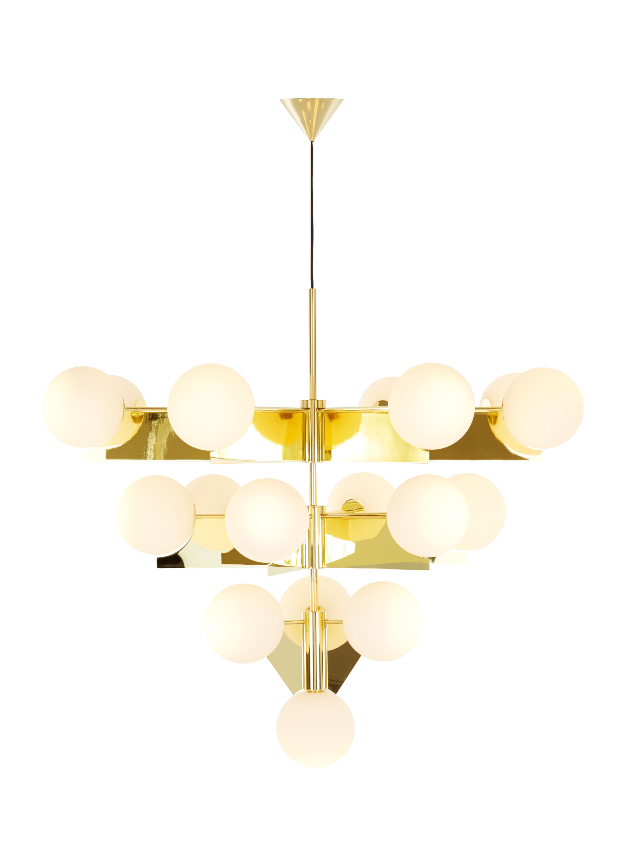 PLANE CHANDELIER - General lighting from Tom Dixon | Architonic