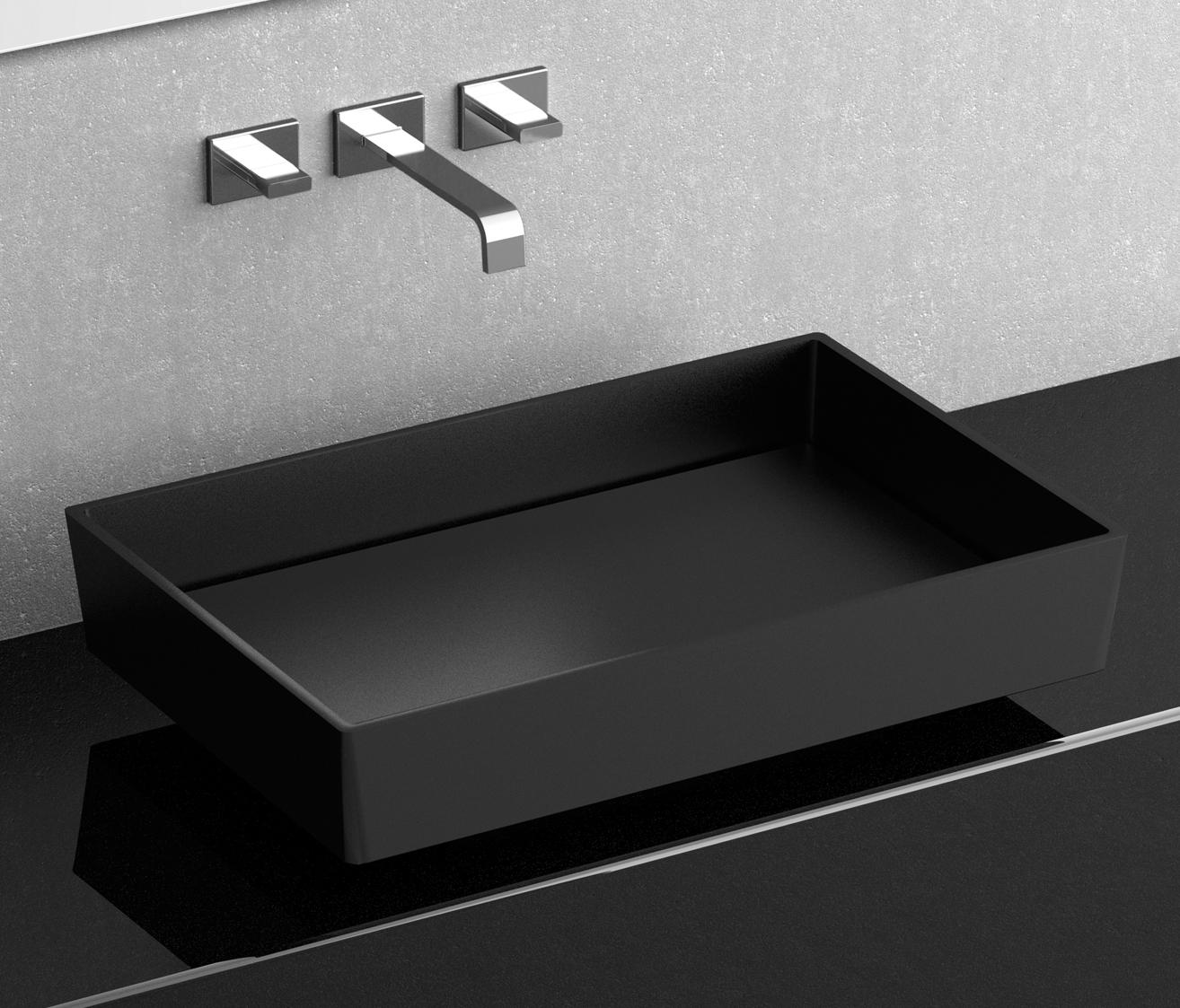 blade vision   wash basins from glass design architonic