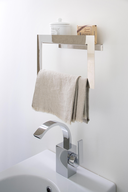 Kiri mensola porta salviette portasciugamani arlex italia architonic - Produttori accessori bagno ...