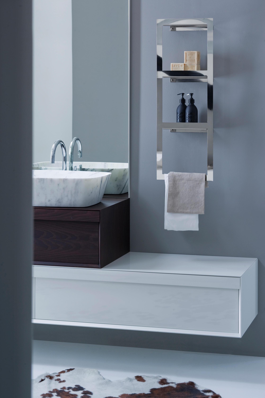 Kiri mobile aperto porta salviette porta asciugamani arlex italia architonic - Mobile porta asciugamani ...