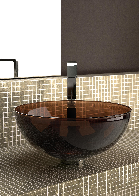 Laguna Night Wash Basins From Glass Design Architonic