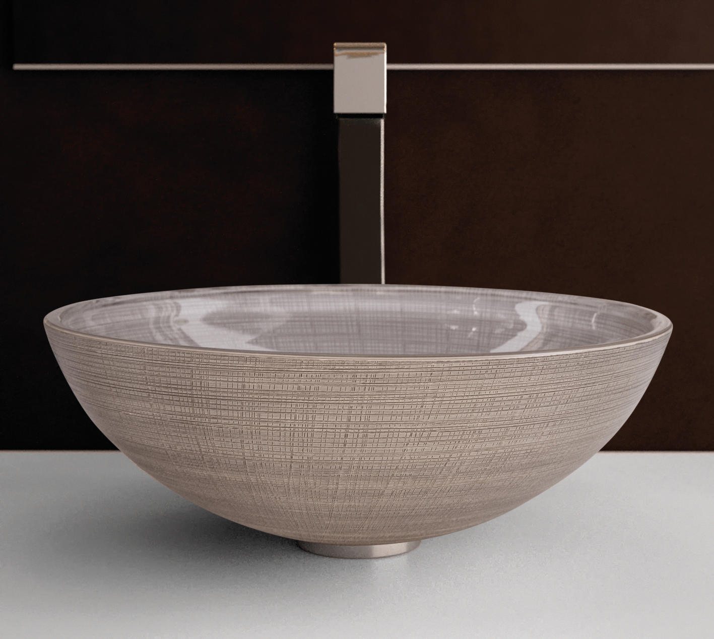 Venice Wash Basins From Glass Design Architonic