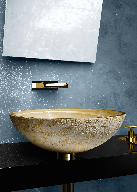 Luna Wash Basins From Glass Design Architonic