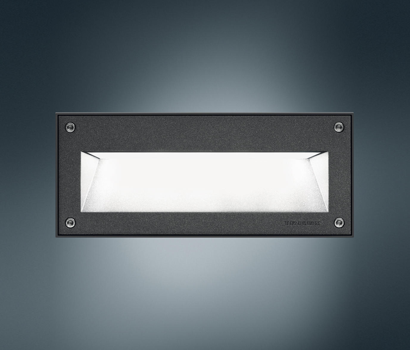 Trilux Led Warehouse Lighting: PAREDA R PLAN LED - General Lighting From Trilux