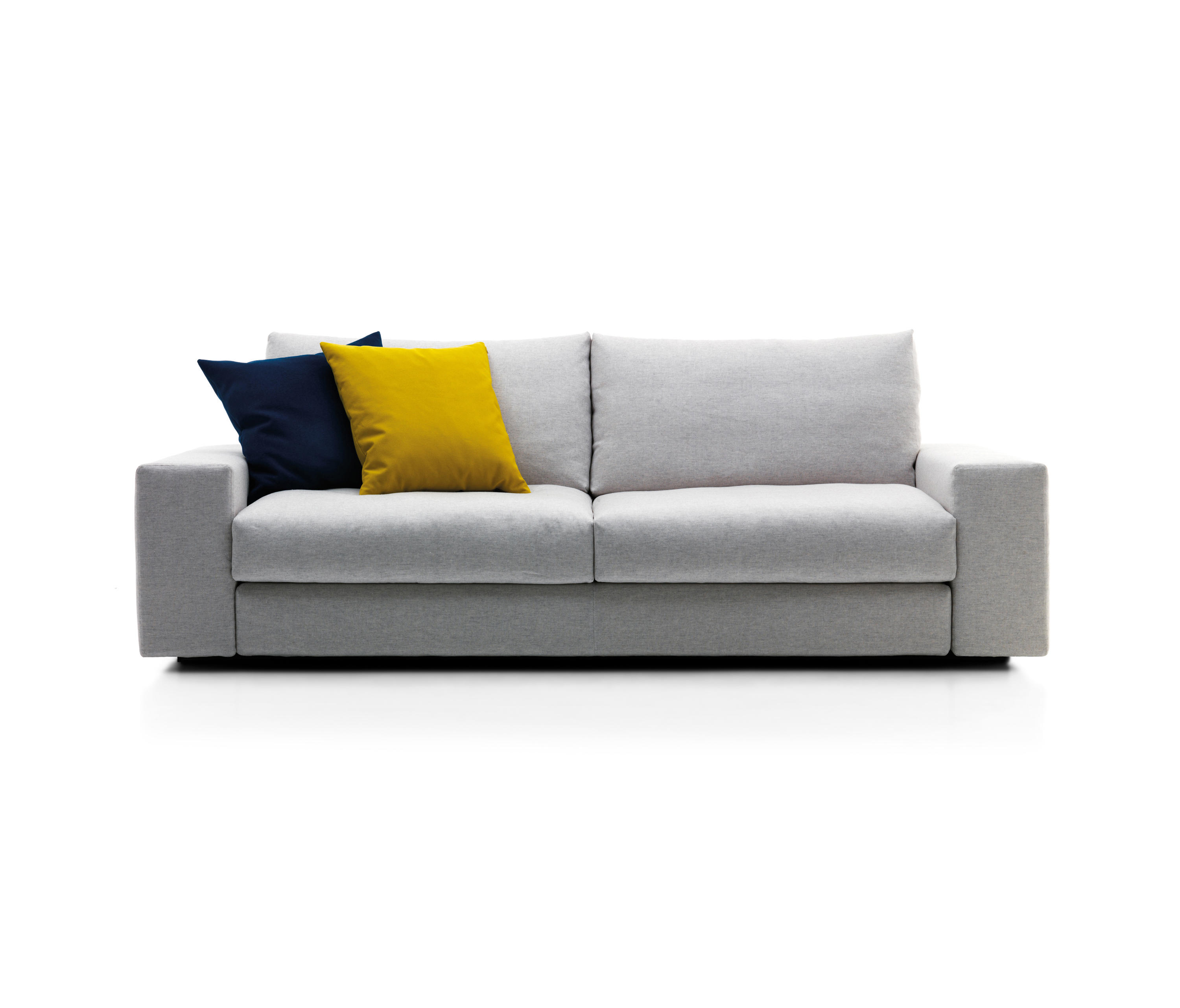SQUARE C 2 SEATER SOFA Lounge sofas from Mussi Italy