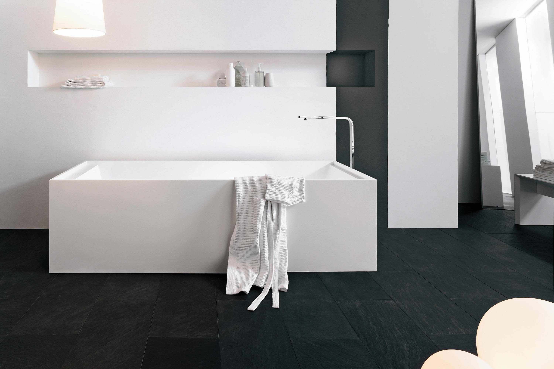 Bathtub In Corian By Arlex Italia | Free Standing Baths ...