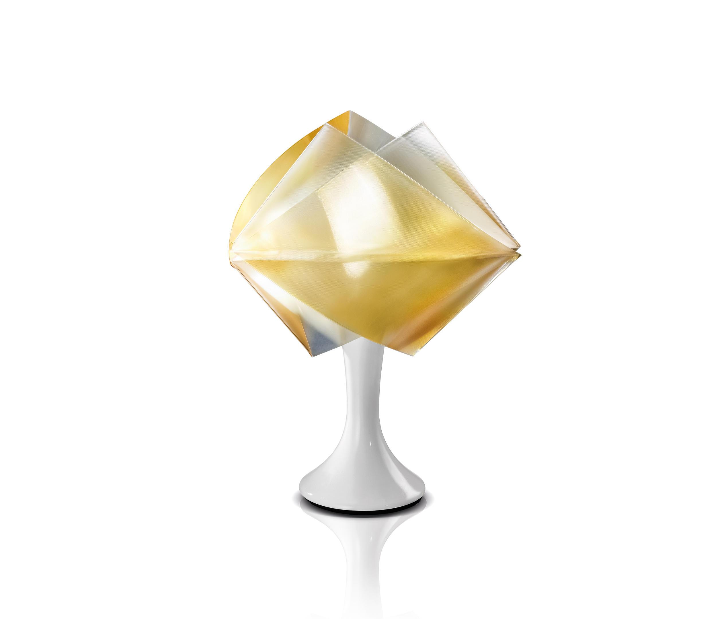 Gemmy prisma color table illuminazione generale slamp for Prisma arredo negozi