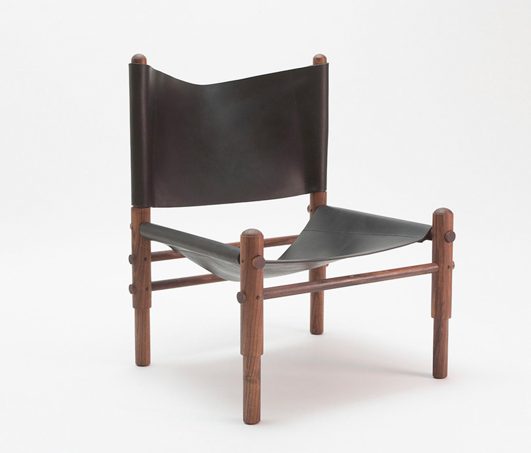 SLING CHAIR WALNUT Lounge chairs from Workstead