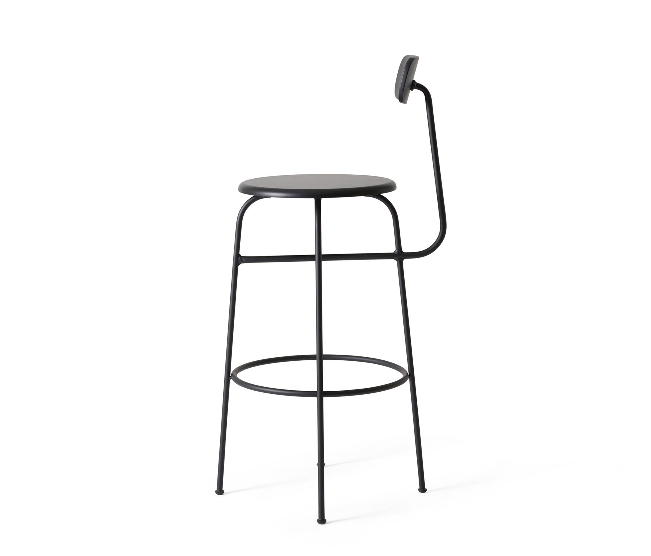 Swell Afteroom Bar Chair Black Architonic Gamerscity Chair Design For Home Gamerscityorg
